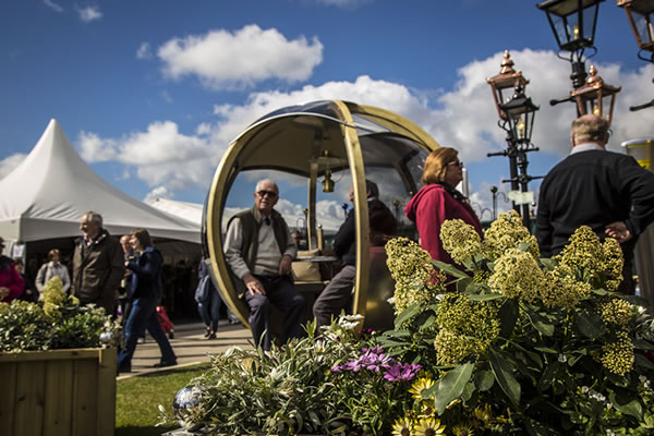 The Harrogate Flower Show