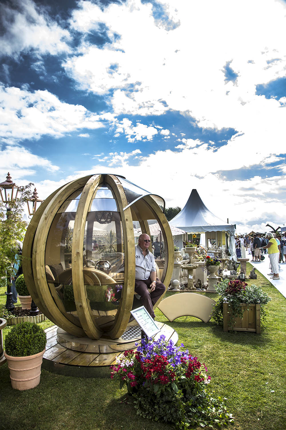 RHS Flower Show Tatton Park 2013