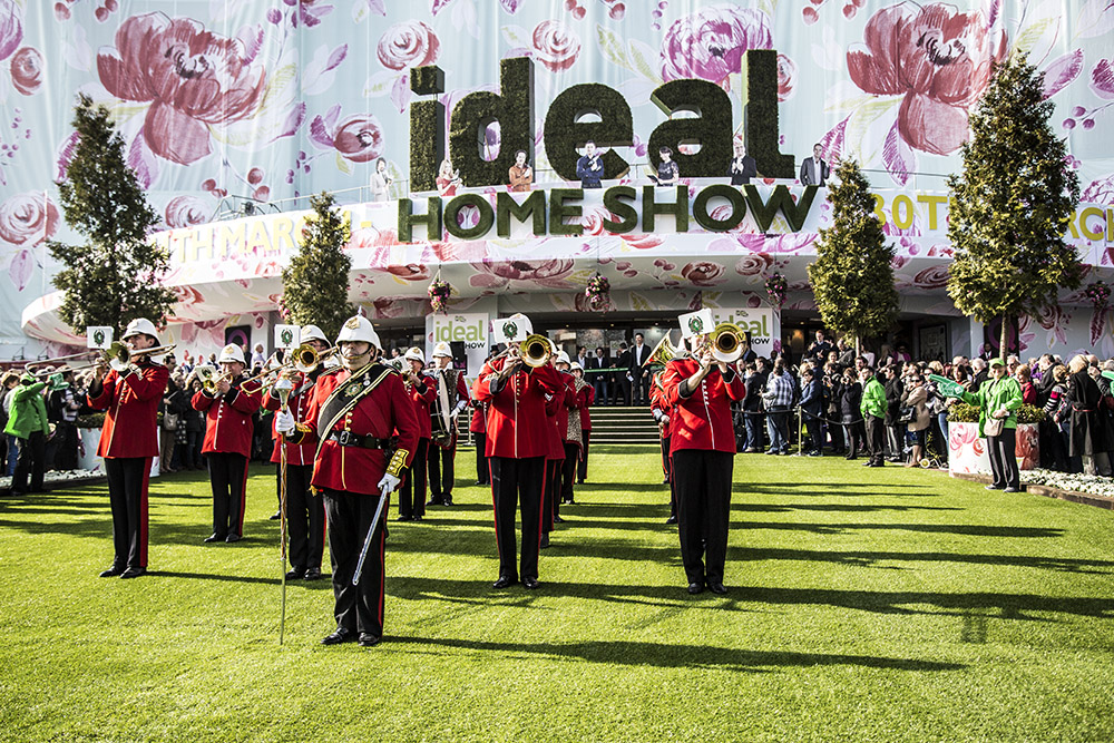 Ideal Home Show 2014