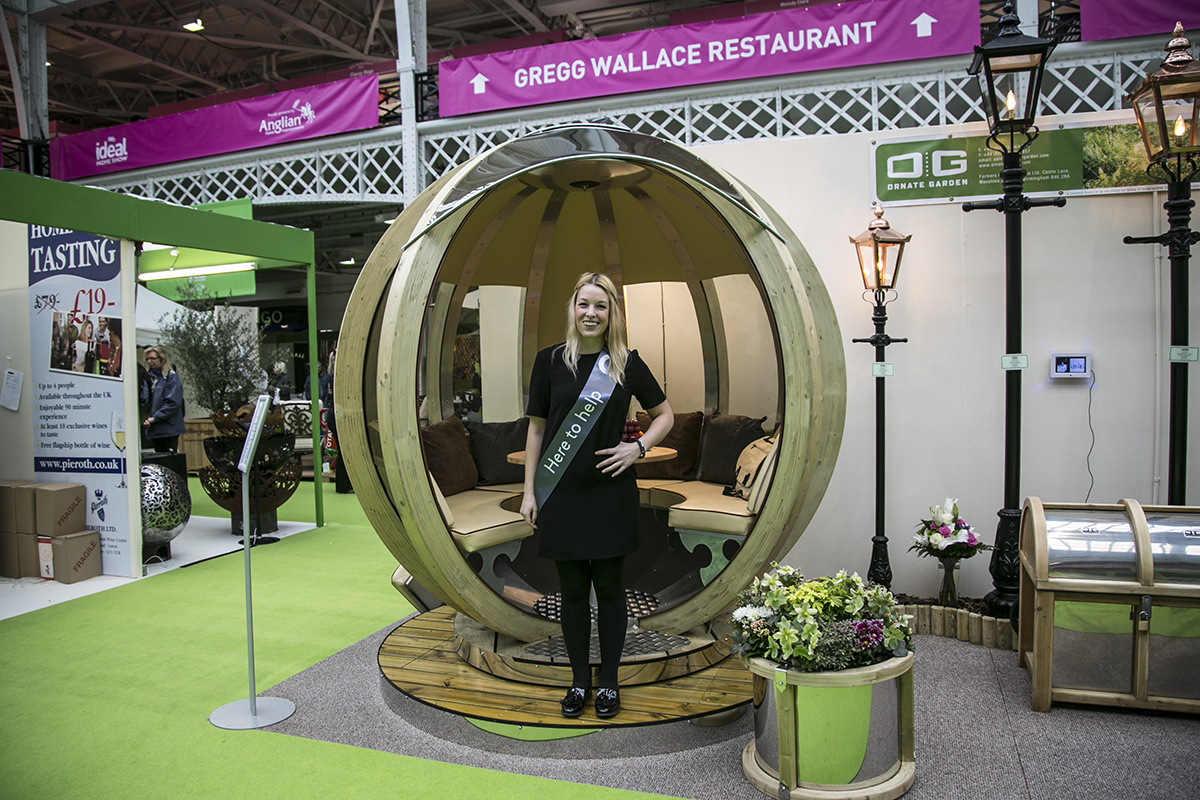 Ideal Home Show 2015