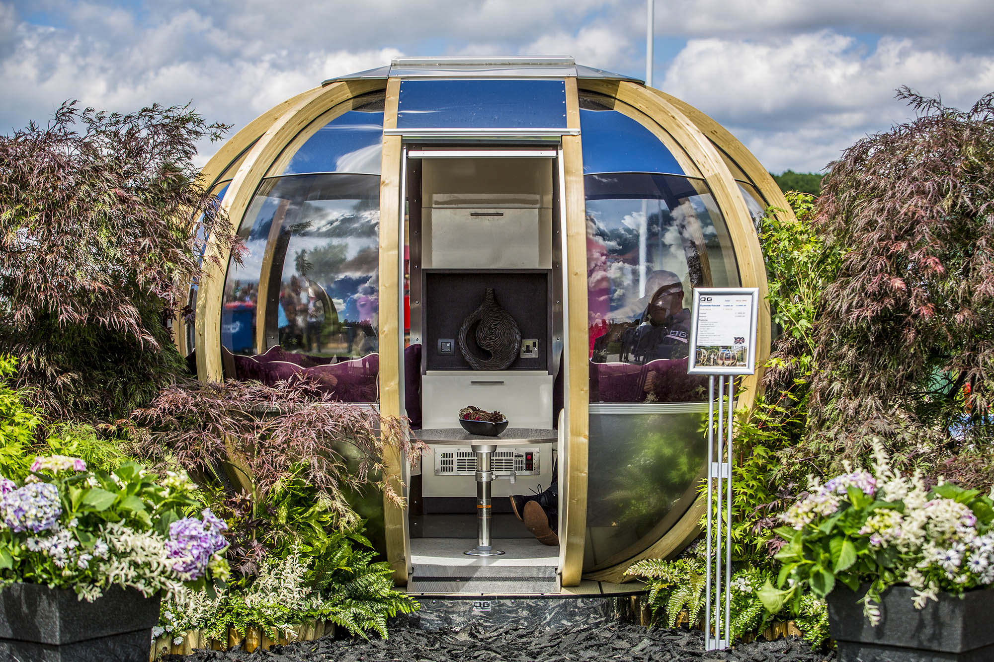 2017 RHS Chatsworth Flower Show